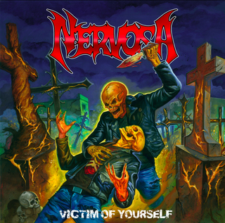 LP Nervosa - Victim of yourself