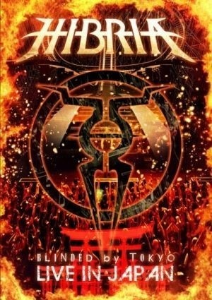 DVD Hibria - Blinded by Tokyio / Live in Japan