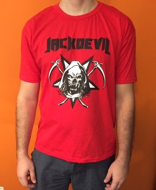 CAMISETA JACKDEVIL -