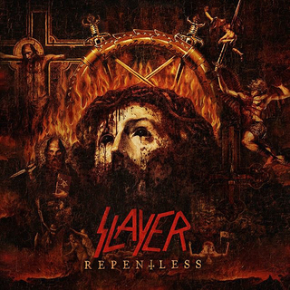 CD Slayer - Repentless
