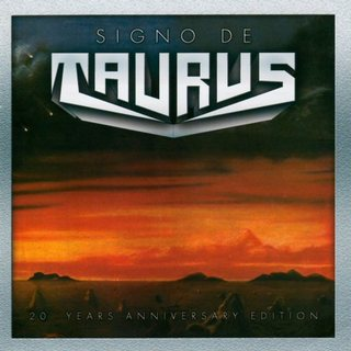 CD Taurus - Signo de Taurus (20 years anniversary edition)
