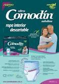 ROPA INTERIOR DESCARTABLE COMODIN