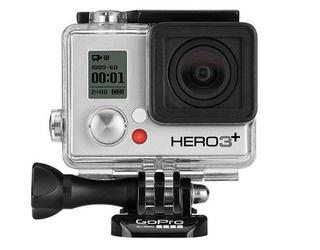 Gopro Hero 3 Silver+   Plus Edition Wifi