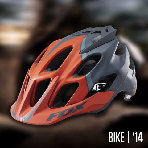 CASCO FOX HEAD BIKE MODELO : FLUX HELMET - comprar online