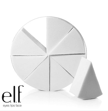 Esponja Blending Wedges-Elf