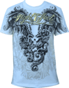 Remera urbana Fight Effect modelo Revenge