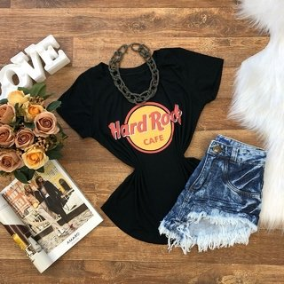 T-shirt Hard Rock