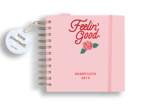 Agenda FEELIN GOOD TS 15x15cm