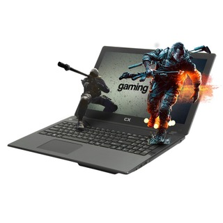 Notebook Gamer Cx i5 2.5 Ghz  - 6Gb RAM - HDD 1TB - Graficos HD 4600 - 15.6'' - USB 3.0