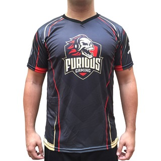 Camiseta Oficial Furious Gaming temporada 2016