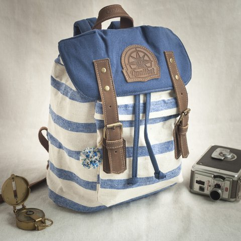 MINI BACKPACK NAUTIC