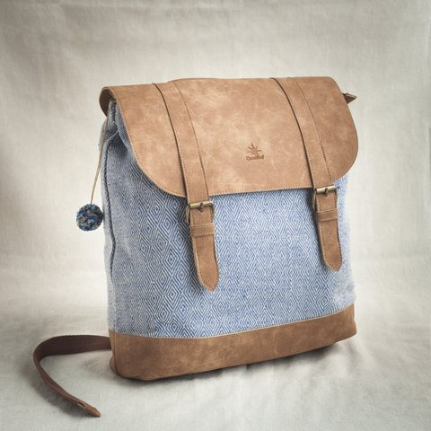 SQUARE BACKPACK NATIVE