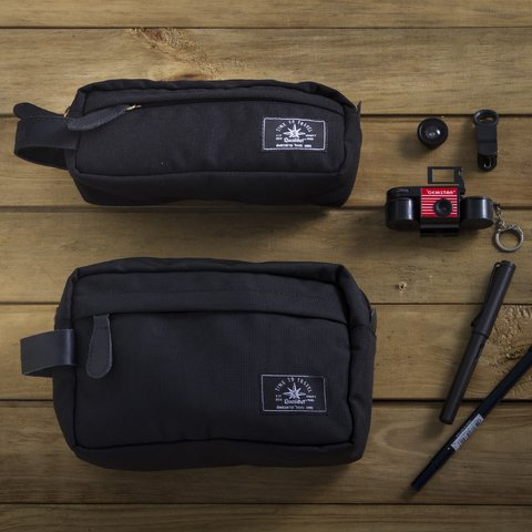 TRAVEL CASE KIT (BLACK) - comprar online