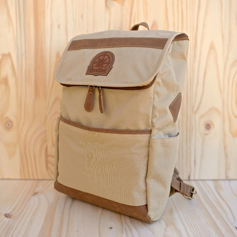 DAILY BACKPACK BEIGE