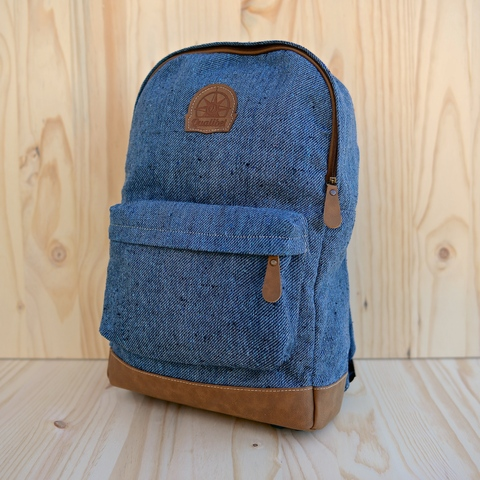 CLASSIC BACKPACK LIGHT DENIM