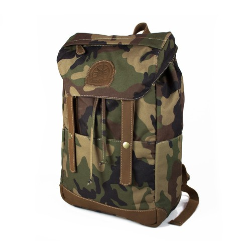 RIDE BACKPACK CAMO