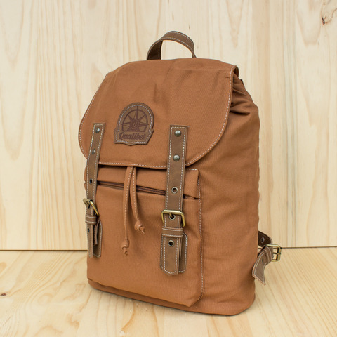 STREET BACKPACK BROWN
