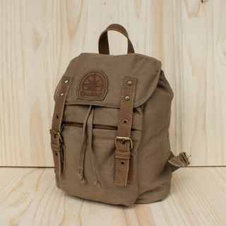 MINI BACKPACK TABACO