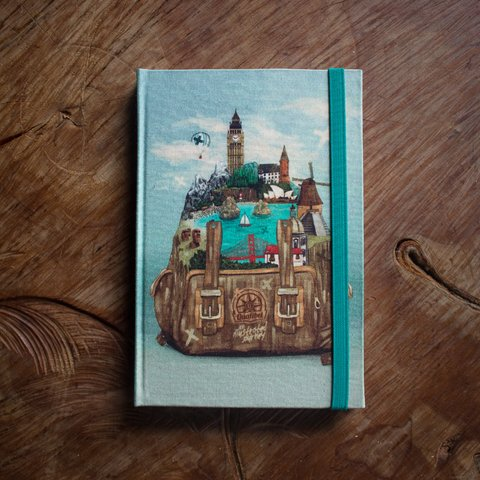 TRAVEL NOTEBOOK (IL)