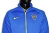 CAMPERA DEL CLUB ATLETICO BOCA JUNIORS CORE TRAINER JKT COD: 06265480