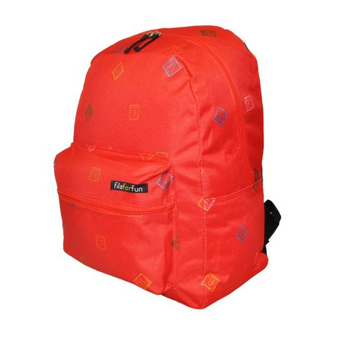 fila A501243 115 MOCHILA FOR FUN rojo cod 40340193