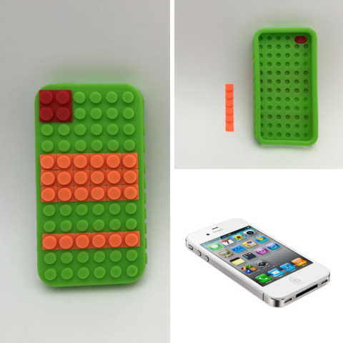 Forro LEGO iPhone (4/4S)