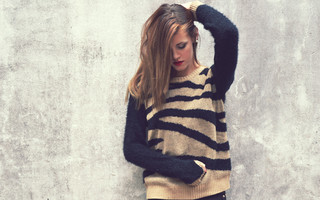 Sweater Piel de mono Animal Print