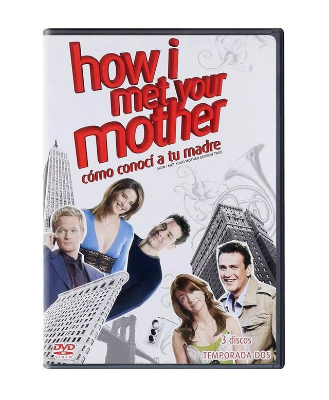 temporadas how i met your mother online