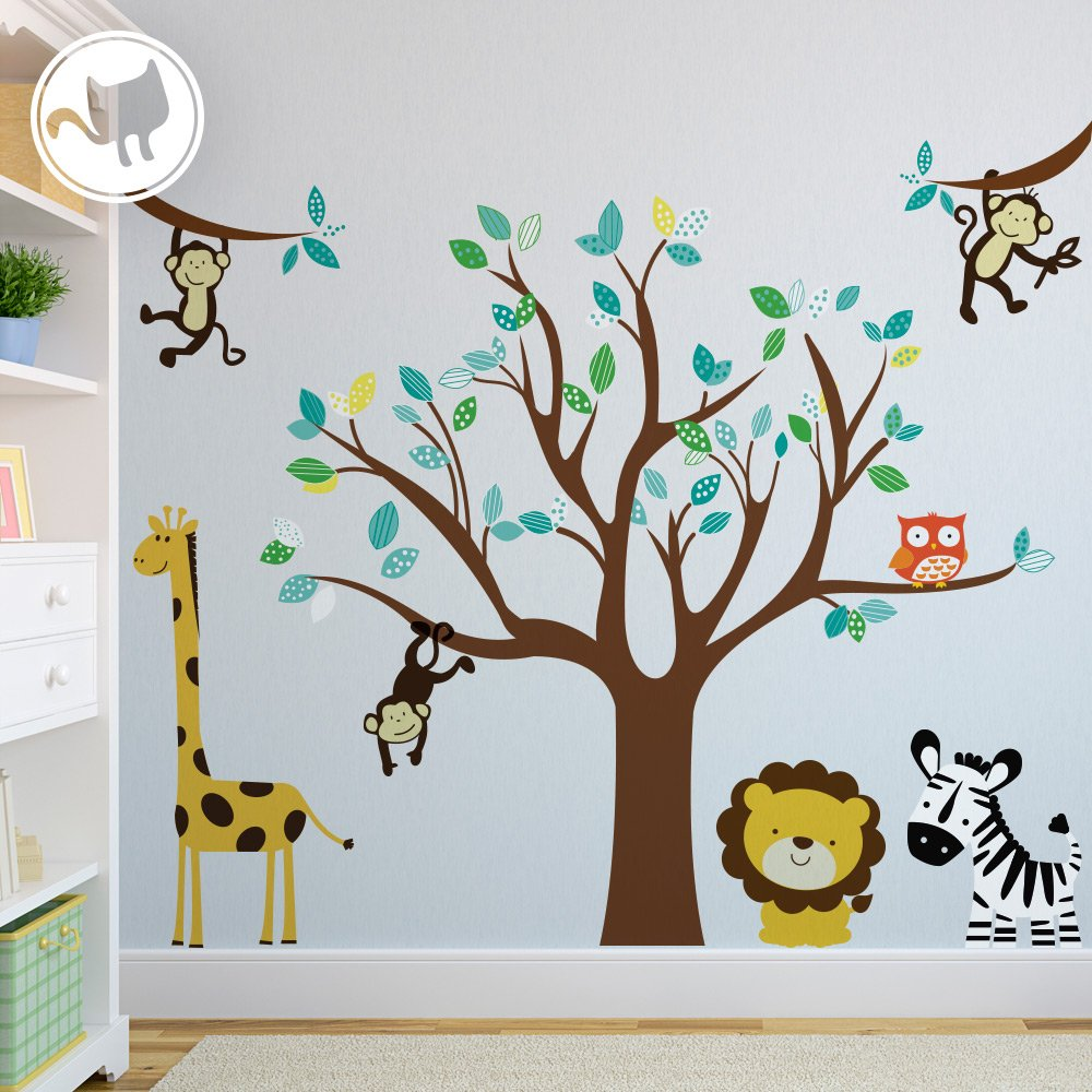 Selvita comprar en looma for Vinilos decorativos pared infantiles
