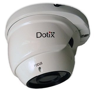 ID7 - Dome IP 1.3MP Lente 2.8 a 12mm