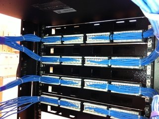 MP6-11 X - Patch Panel Cat6 48p na internet