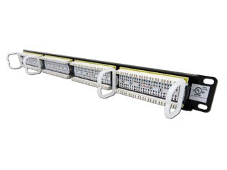 Imagem do MP6-10 X - Patch Panel Cat6 24p