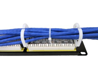 MP6-11 X - Patch Panel Cat6 48p