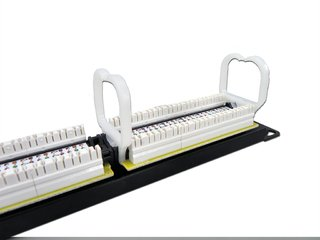 MP6-11 X - Patch Panel Cat6 48p - comprar online