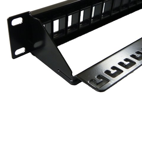 ABP-02K - Patch Panel Descarregado 24p
