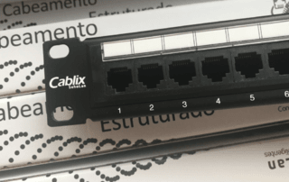 EP6-41K - Patch Panel SohoLan Cat6 - comprar online