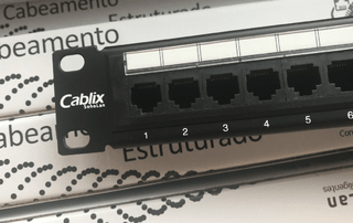 EPE-41K - Patch Panel SohoLan Cat5e - comprar online