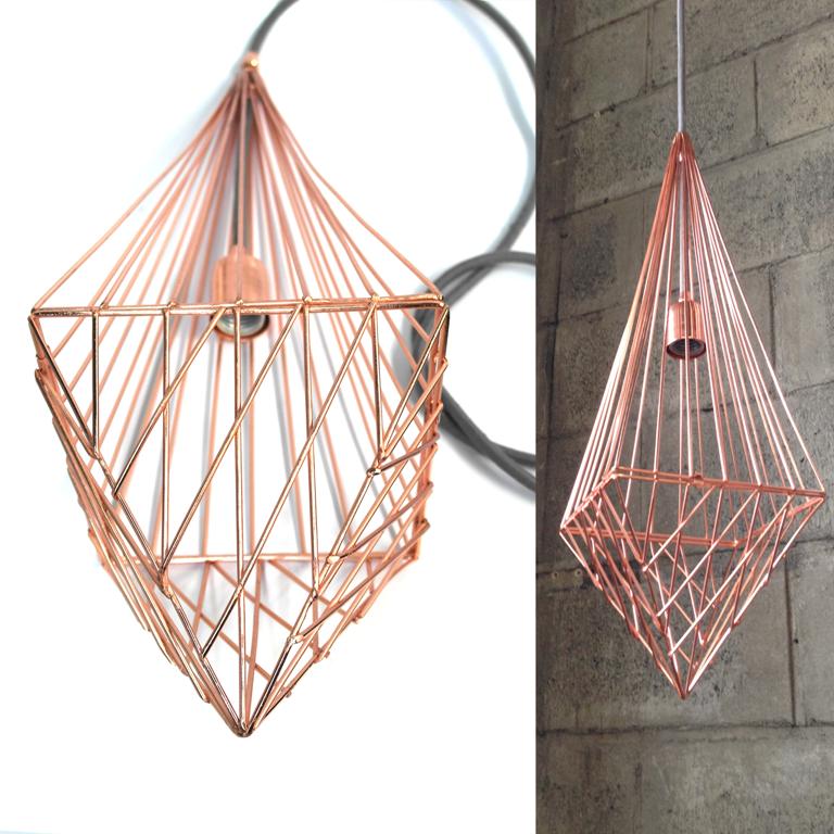 Lamparas Para Baño Turco:Lámpara de techo diamante – 5 am – Tienda TopList — Tienda TopList