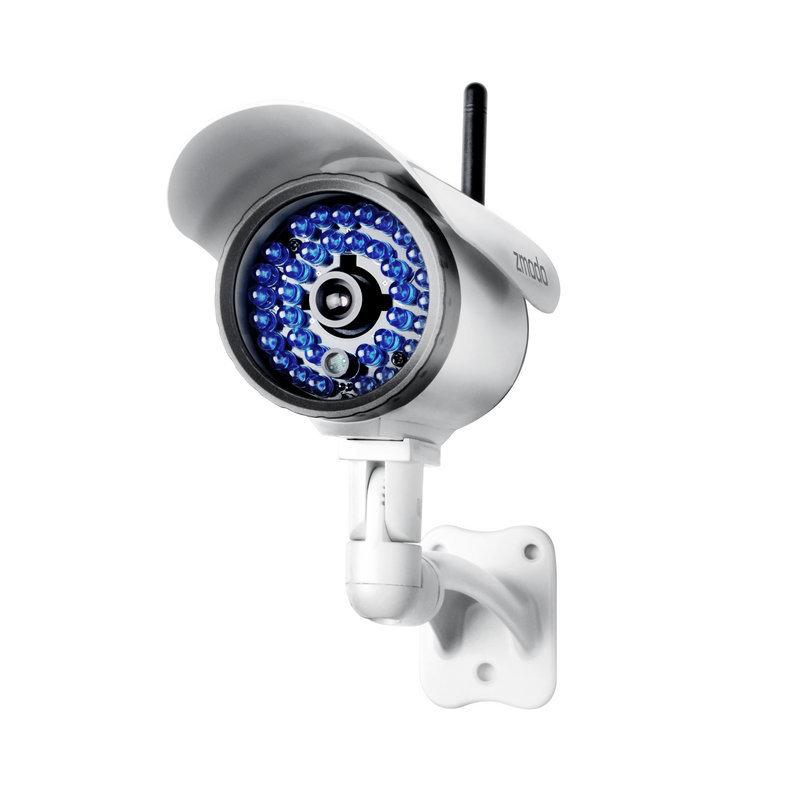 Zmodo cctv c mara de vigilancia ip wifi de 30 pies ir y - Camaras de vigilancia ip ...