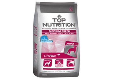 TOP NUTRITION Adulto Mediano