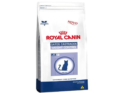 Gatos Castrados Weight Control