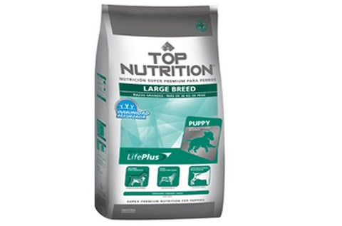 TOP NUTRITION Cachorro Grande