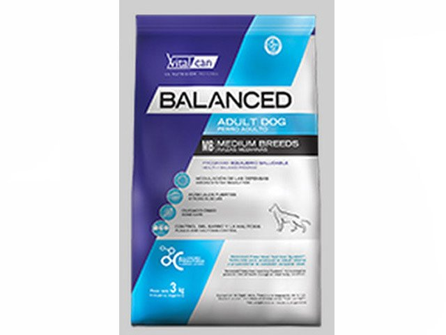 Vital Can Balanced Perro Adulto Raza Mediana