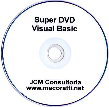 Super DVD Visual Basic - comprar online
