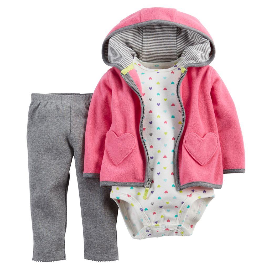 Ropa Para Bebe Niña Carters