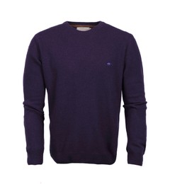 Sweater Lambswool Patria - Uva