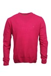 Sweater Lambswool Patria - Cereza