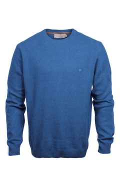 Sweater Lambswool Patria - Petroleo