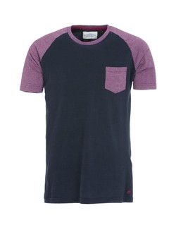 Remera Guillermo Brown - Negra y bordo