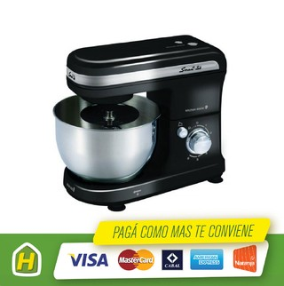 BATIDORA KITCHEN ASSIST SMART-TEK ACERO